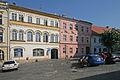 Městský dům (Úštěk), Vnitřní Město, Mírové náměstí 47, 48 a 49.JPG