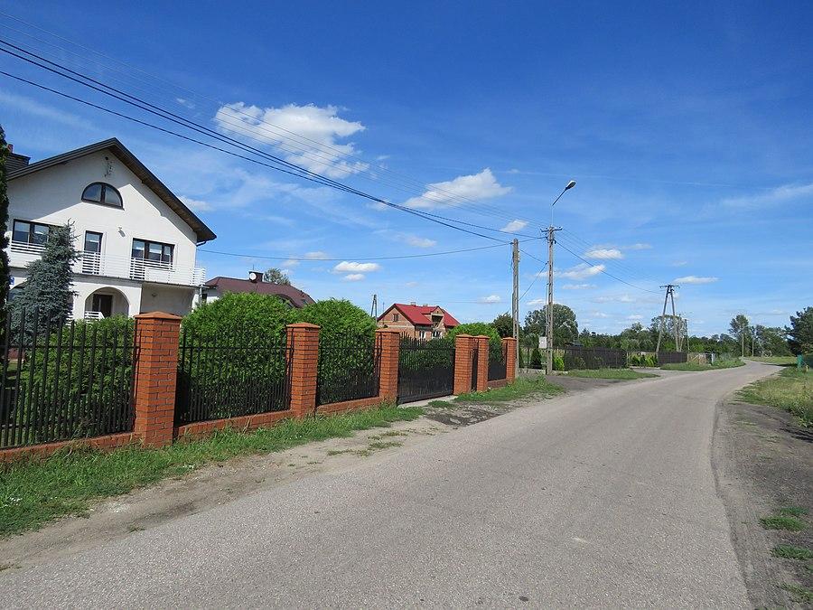 Mała Wieś przy Drodze
