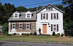 National Register of Historic Places listings in Wyckoff, New Jersey - Image: MASKER HOUSE, WYCKOFF, BERGEN COUNTY, NJ