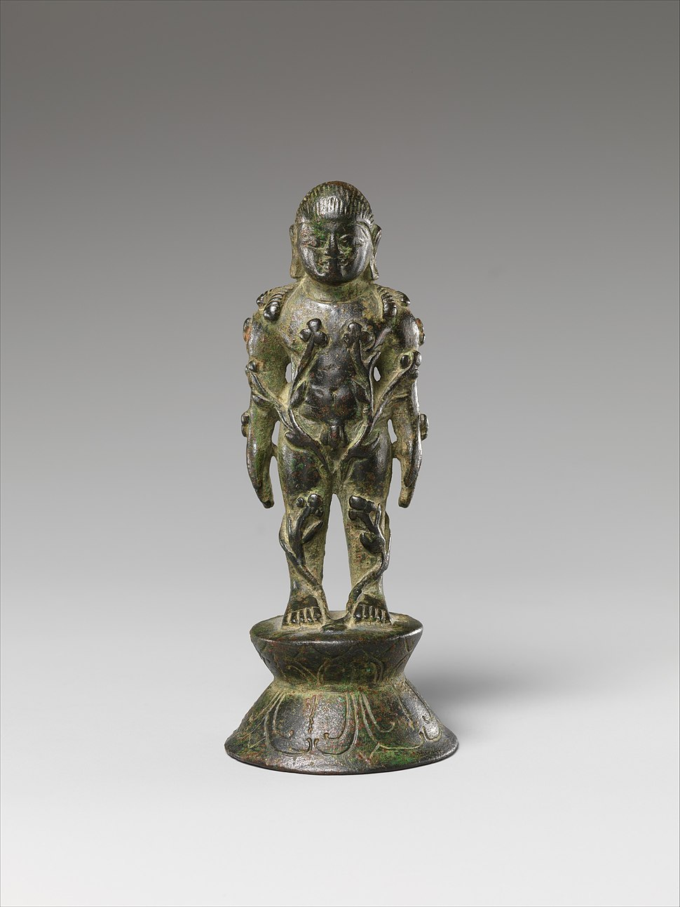 MET DP216814 - Bahubali 6th century
