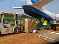 MONUSCO facilitates delivery of medical logistics in Ebola hit Beni 02.jpg