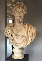 Bust of Septimius Severus Ra 66 b