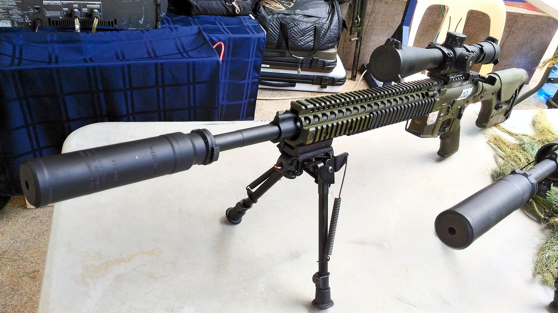 Marine Scout Sniper Rifle - Wikipedia