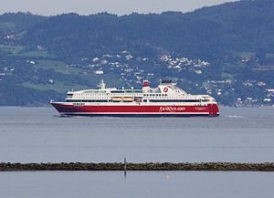 Fjord Line - Stavangerfjord
