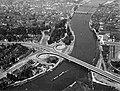 Maastricht, Maas en Kennedybrug, 1969.jpg
