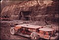 Machinery Surrounds the Opening of a New Coal Mine, Called the Robin Mine, Owned by the Alma Coal Corporation near Clothier and Madison, West Virginia 04-1974 (3906437415).jpg