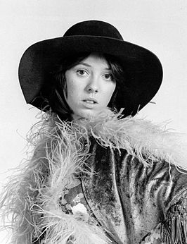 Mackenzie Phillips in 1975