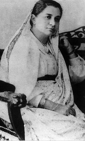 Bhikaiji Cama - Image: Madam Bhikaiji Cama