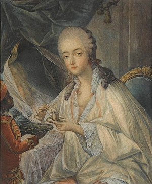 Madame du Barry - Madame du Barry by Auguste de Creuse