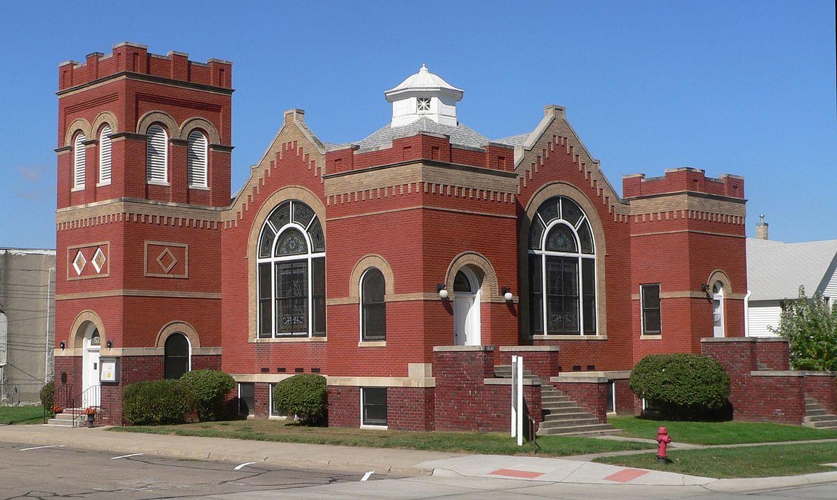 Nebraska Service Center >> Historic Presbyterian Community Center (Madison, Nebraska) - Wikipedia