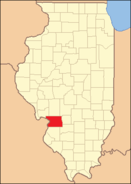 Madison County Illinois 1843
