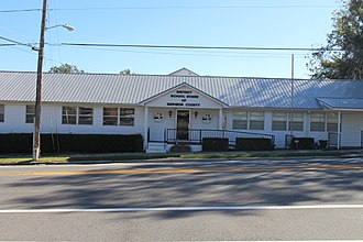 Madison County, Florida - Madison County Schools headquarters