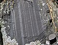 Magnetite banded iron formation (Soudan Iron-Formation, Neoarchean, ~2.69 Ga; Rt. 169 roadcut between Soudan & Robinson, Minnesota, USA) 17 (18852981750).jpg