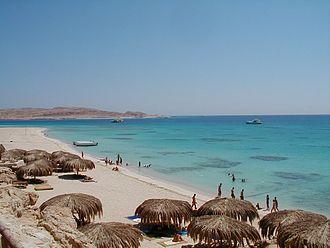 Red Sea Riviera - Al-Mahmeya National Protected Park