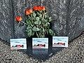 Maifeiertag2020 am Platz der Opfer des Nationalsozialismus in München 20200501 200345.jpg