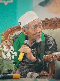 Maimun Zubair, Antara TV Indonesia, 00.33.jpg