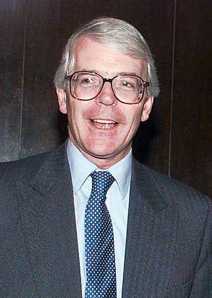 John Major - Image: Major PM full