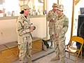 Major general Martha Rainville takes the time to listen to Soldi DVIDS8389.jpg