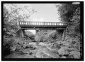 Makapipi Bridge from upstream - Hana Belt Road, Between Haiku and Kaipahulu, Hana, Maui County, HI HAER HI-75-95.tif
