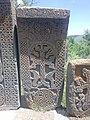 Makravank Monastery (khachkar) (197).jpg