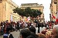 Malta - Valletta - Triq ir-Repubblika+election celebration 03 ies.jpg