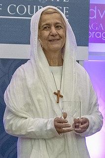 Maggie Gobran Egyptian charity fundraiser