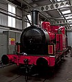 Manchester Ship Canal Hunslet 0-6-0T number 686 The Lady Armaghdale at Bridgnorth.jpg