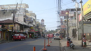 Mangaldan, Pangasinan - Image: Mangaldanaajf