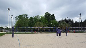 Mango's Beach Volleyball Club - Image: Mango's Beach Volleyball Club (Baton Rouge, LA)