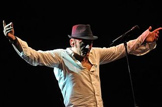 Mango (singer) - Mango live at Padova (2010)