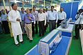 Manish Gupta and Saroj Ghose with NCSM Dignitaries Visit Mobile Science Exhibition - Inaugural Function - MSE Golden Jubilee Celebration - Science City - Kolkata 2015-11-17 4936.JPG