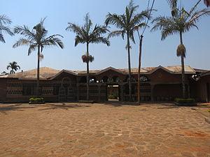 Mankon - The palace of the fon in Mankon