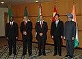Manmohan Singh, the President of China, Mr. Hu Jintao, the President of Mexico, Mr. Felipe Calderon Hinojosa, the President of Brazil, Mr. Luis Inacio Lula Da Silva and the President of South Africa (1).jpg
