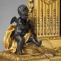 """Mantel clock (""""Pendule Uranie"""") MET DP109794.jpg"""