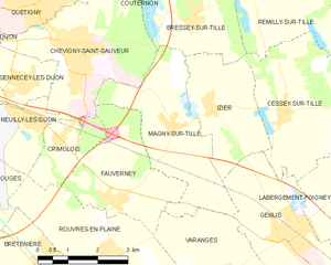 Map commune FR insee code 21370.png