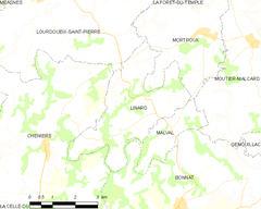 Map commune FR insee code 23109.png