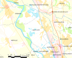 Map commune FR insee code 31490.png