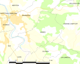 Map commune FR insee code 64281.png