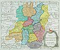 Map of Nizhny Novgorod Namestnichestvo 1792 (small atlas).jpg
