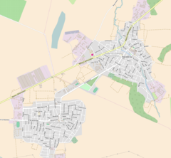 Map of Rakovski.png