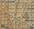 Map of Washington D.C. showing wood, concrete, and stone street pavements by William James Map (Detail).png
