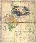 Mapa de la isla Soledad hecho por Vernet.jpg