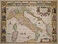 Mappa inglese della penisola italiana.jpg