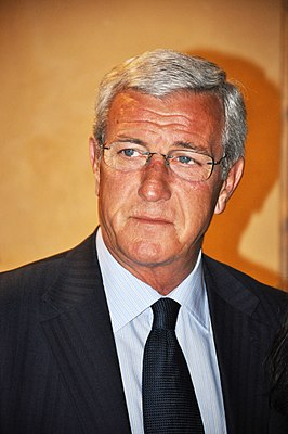 Marcello Lippi in 2011.