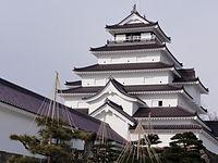March 2011 The Aizu-Wakamatsu Castle.jpg