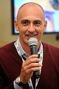Marco Pellitteri - Lucca Comics & Games 2015.JPG