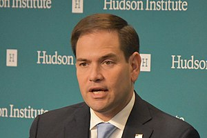 Hudson Institute - Senator Marco Rubio at a panel discussion on the Middle East crisis