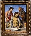 Marco zoppo, cristo morto sorretto da due santi, 1465 ca.jpg
