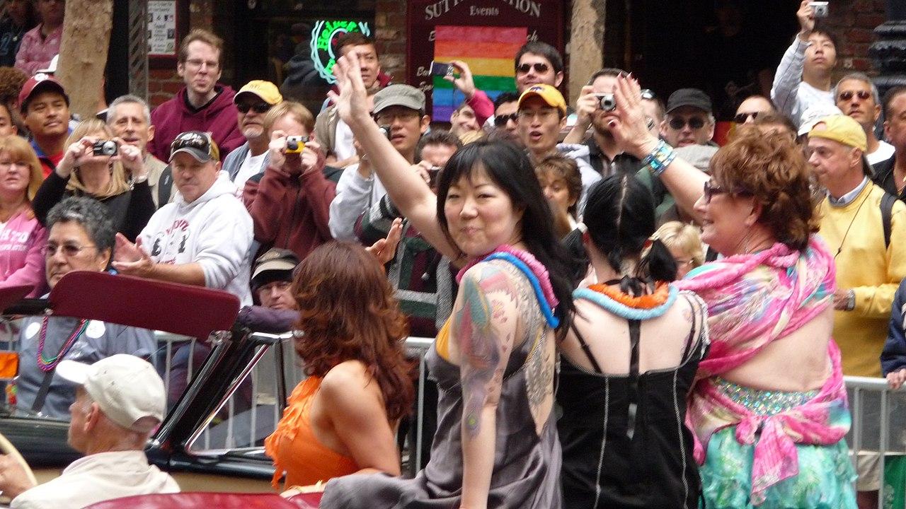 from Franco gay pride perade 2008