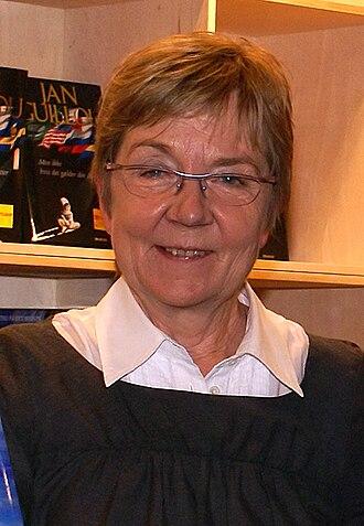 Marianne Jelved - Marianne Jelved